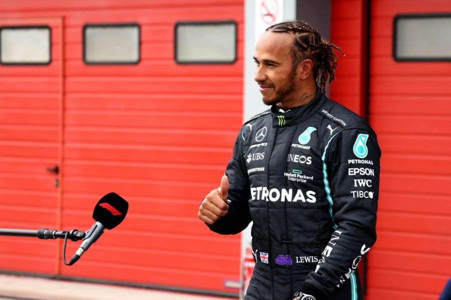 Hamilton takes 99th pole pole of his career at Imola