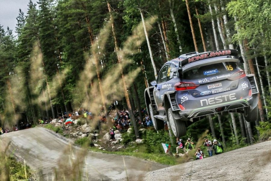 Change of date for 70th anniversary Rally Finland