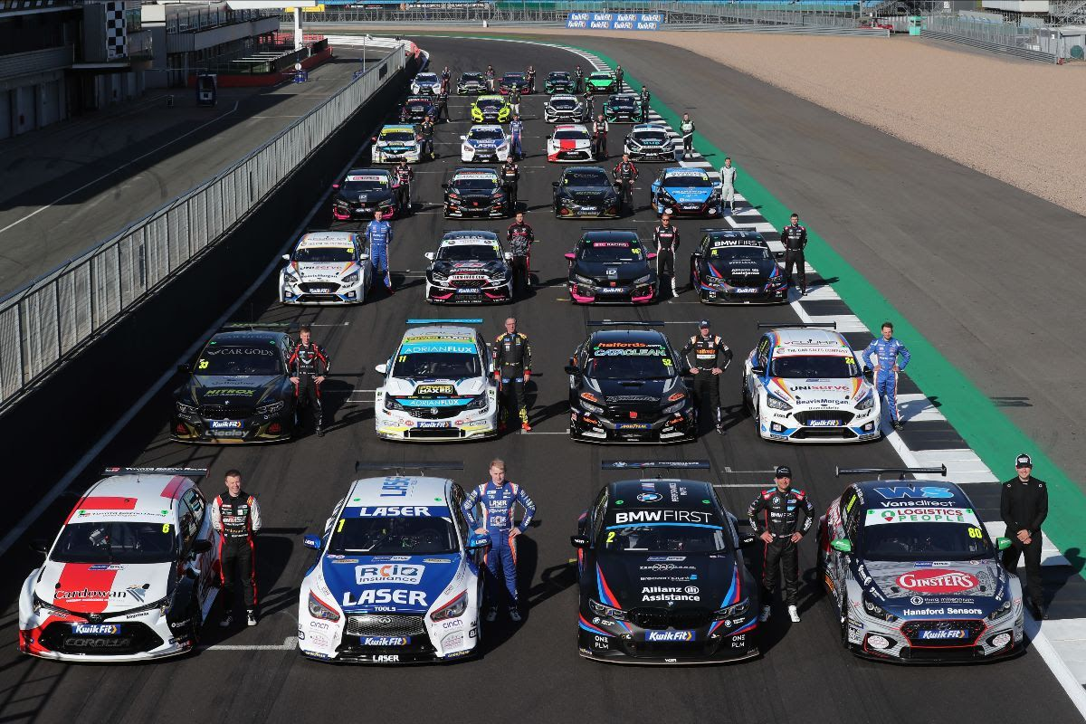 Capacity grid set for BTCC season