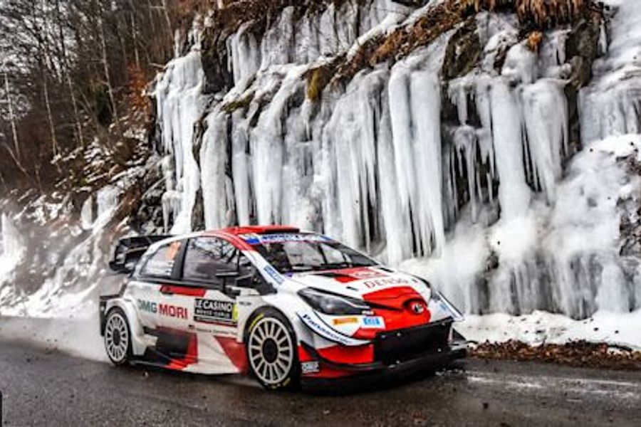 Rovanperä leads WRC back to asphalt on debut Rally Croatia