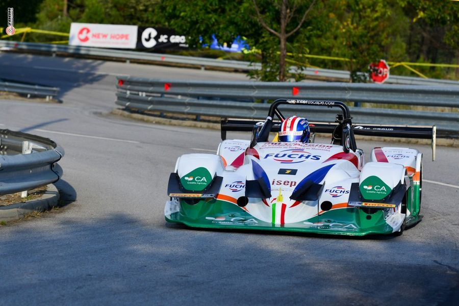 Green light for European Hill Climb Championship
