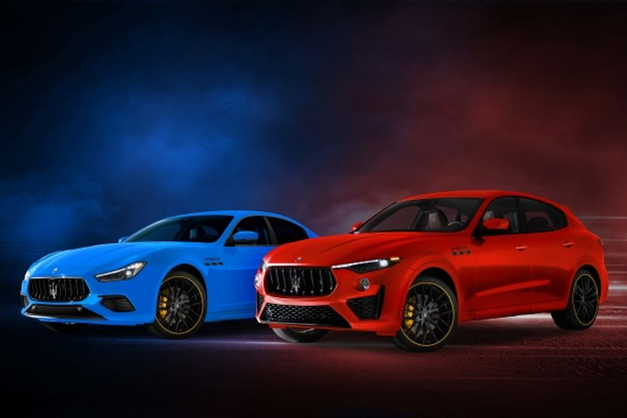 Maserati celebrates its racing past with F Tributo Special Edition