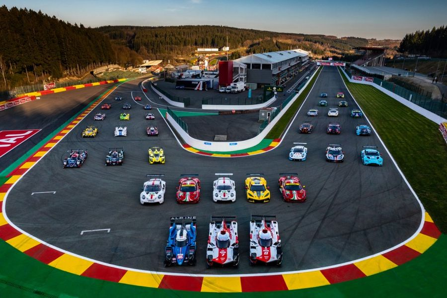 Total 6 Hours of Spa-Francorchamps kicks off WEC 2021