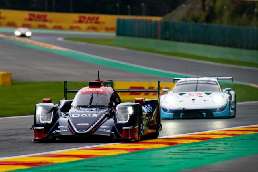 United Autosports Oreca quickest in 6 Hours of Spa WEC FP1