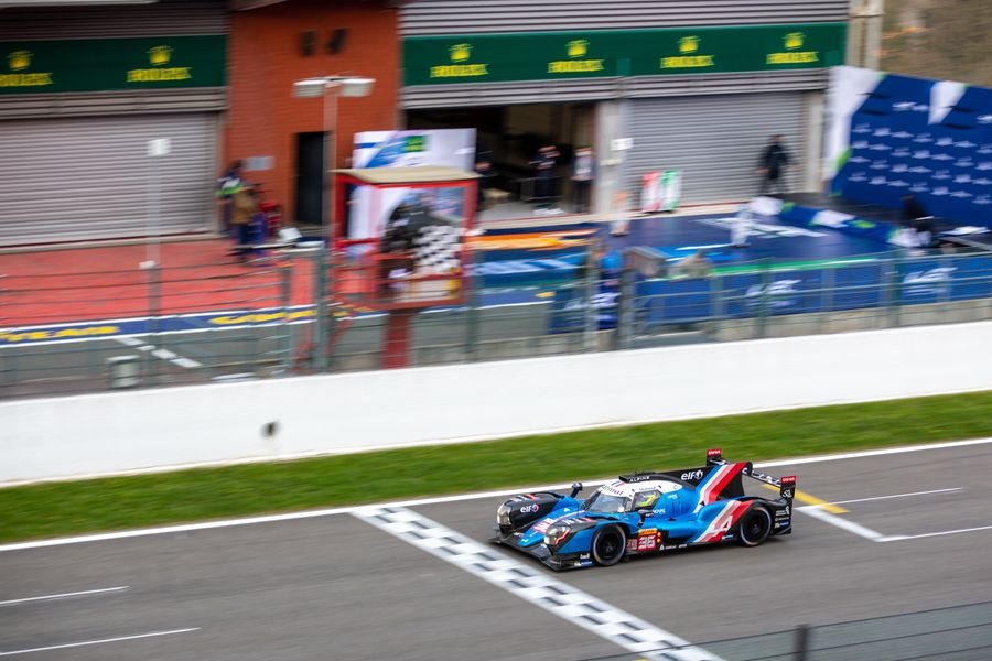 Maiden hyperclass podium for Alpine Elf Matmut at WEC 6 Hours of Spa