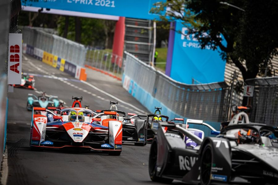 Formula E races into Monaco