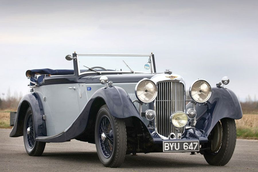 Full Listing Available for H&H Classics IWM Duxford Auction