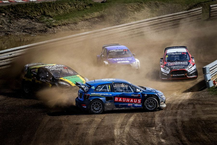 Höljes the next stop for RallyX Nordic