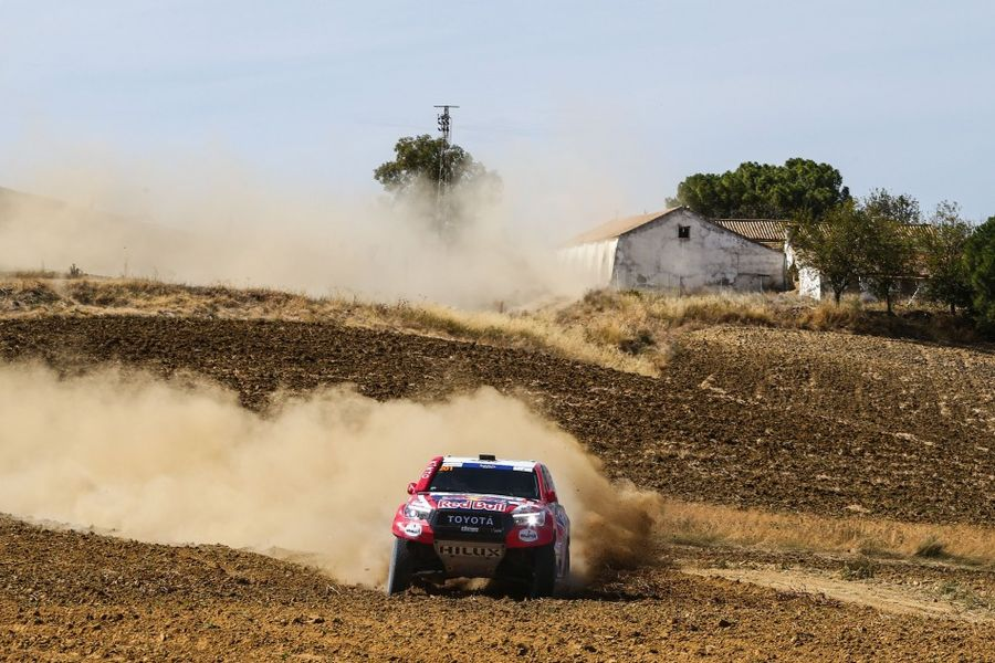 Andalucía Rally kicks off World Cup for Cross-Country Rallies season
