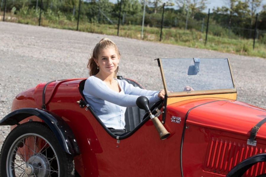 Classic Car Driving Experiences launch for under 17s